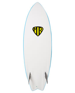 BLUE BOARDSPORTS SURF OCEAN AND EARTH SOFTBOARDS - SBEX56MRBLU