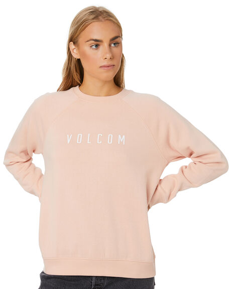 APRICOT WOMENS CLOTHING VOLCOM JUMPERS - B4612075APC