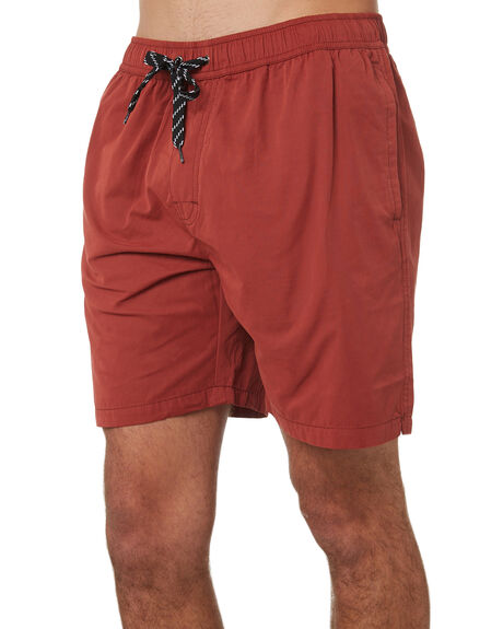 RUST OUTLET MENS SWELL BOARDSHORTS - S5164231RUST
