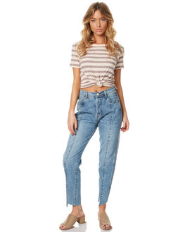 90210 WOMENS CLOTHING ZIGGY JEANS - ZW-129590210
