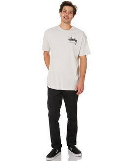 OFF WHITE MENS CLOTHING STUSSY TEES - ST092001OFF