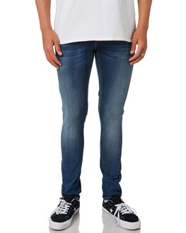 SENTIMENTAL ORANGE MENS CLOTHING NUDIE JEANS CO JEANS - 112830SENT