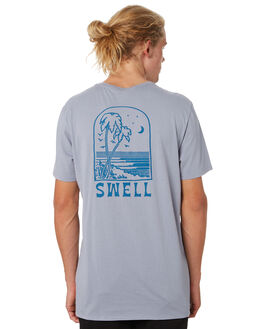 ARTIC BLUE MENS CLOTHING SWELL TEES - S52011017ARTBL