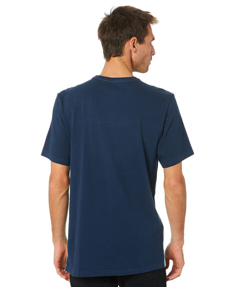 DRESS BLUE MENS CLOTHING BURTON TEES - 21763100400