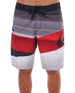 QUIK RED MENS CLOTHING QUIKSILVER BOARDSHORTS - EQYBS03760RQR6