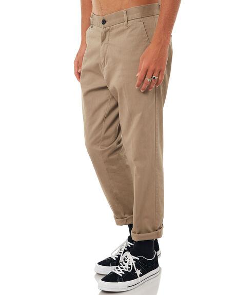 KHAKI MENS CLOTHING DR DENIM PANTS - 1730109-699