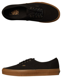 BLACK MENS FOOTWEAR VANS SNEAKERS - VNA38EMLPTBLK
