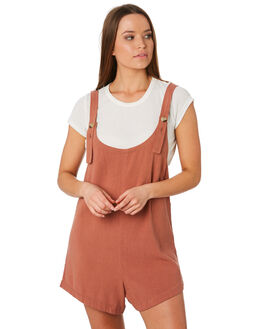 EARTH WOMENS CLOTHING SWELL PLAYSUITS + OVERALLS - S8188450EARTH