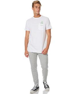 LIGHT GREY MARLE MENS CLOTHING BILLABONG PANTS - 9575302LGRYM