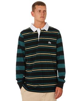 BOTTLE MENS CLOTHING STUSSY SHIRTS - ST091111BOT