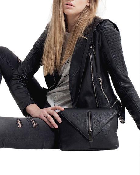 BLACK WOMENS ACCESSORIES STATUS ANXIETY BAGS + BACKPACKS - SA7581BLK