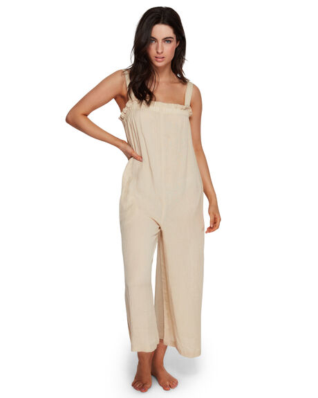 TAPIOCA WOMENS CLOTHING BILLABONG PLAYSUITS + OVERALLS - BB-6591152-TCA