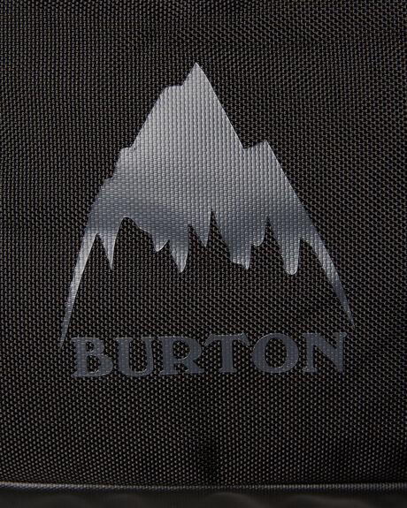TRUE BLACK MENS ACCESSORIES BURTON BAGS + BACKPACKS - 205721016