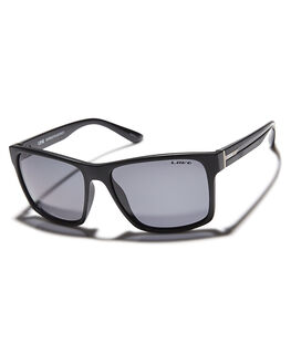 TWIN BLACKS MENS ACCESSORIES LIIVE VISION SUNGLASSES - LI00506TBLAC