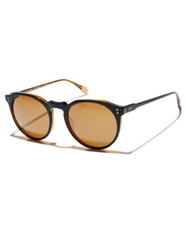 BLACK AND TAN MENS ACCESSORIES RAEN SUNGLASSES - 100U161REM-S175-52