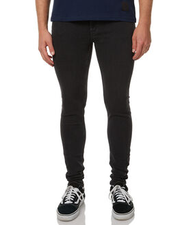 OD GREY MENS CLOTHING CHEAP MONDAY JEANS - 0448097ODGRY