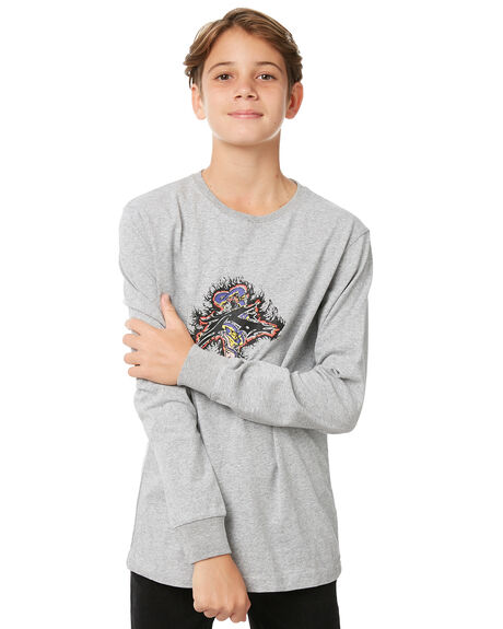 GREY MARLE OUTLET KIDS RUSTY CLOTHING - TTB0589GRM