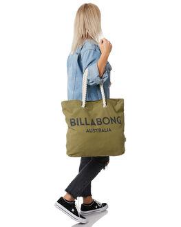KHAKI WOMENS ACCESSORIES BILLABONG BAGS + BACKPACKS - 6661113UKHK
