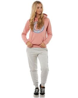 GREY HEATHER WOMENS CLOTHING HURLEY PANTS - AGPTOC1705A45B