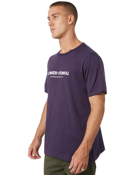 INK OUTLET MENS LOWER TEES - LO19Q1MTS06INK