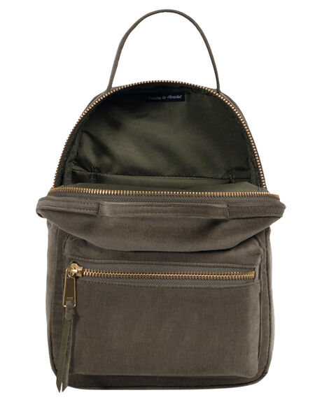 IVY GREEN WOMENS ACCESSORIES HERSCHEL SUPPLY CO BAGS + BACKPACKS - 10501-02336IVY