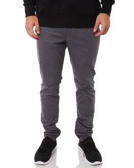 GREY MENS CLOTHING ZANEROBE PANTS - 706-LYKMGRY