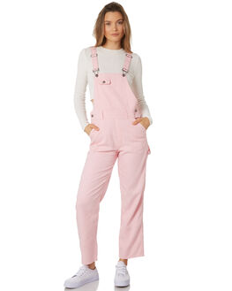 PRISM PINK WOMENS CLOTHING AFENDS PLAYSUITS + OVERALLS - W191881PRI