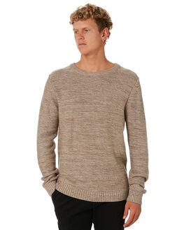 SNOW MARLE MENS CLOTHING RUSTY KNITS + CARDIGANS - CKM0242SNM
