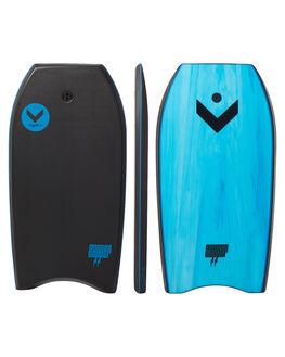 BLACK MULTI SURF BODYBOARDS HYDRO BOARDS - ZB18-HYD-040BLKM