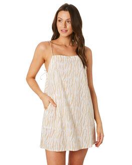 LE TIGRE SAND WOMENS CLOTHING RUE STIIC DRESSES - RWS-19-02-1LTGSD