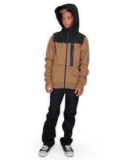 CLAY KIDS BOYS BILLABONG JUMPERS + JACKETS - BB-8507621-C24