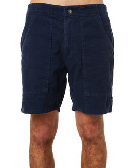 NAVY MENS CLOTHING SWELL SHORTS - S5161253NAVY