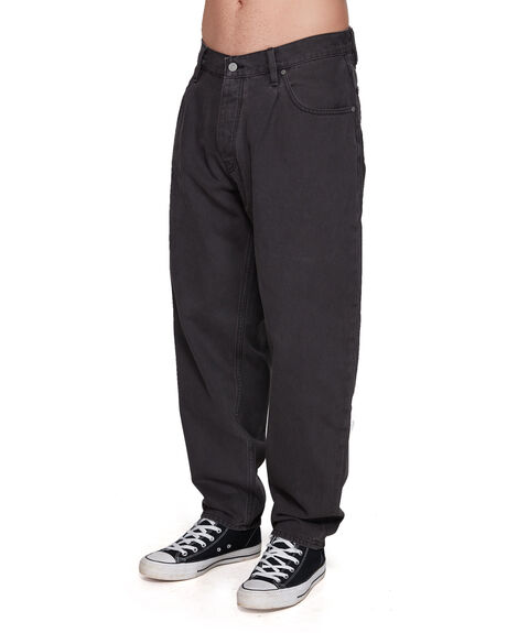 DARK GREY MENS CLOTHING DC SHOES JEANS - EDYDP03411-KSDW