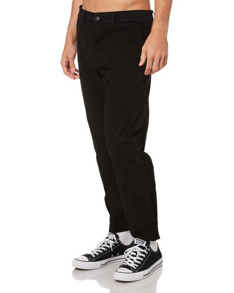 BLACK MENS CLOTHING SWELL PANTS - S5173196BLACK