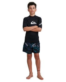 BLACK BOARDSPORTS SURF QUIKSILVER BOYS - EQBWR03136-KVJ0