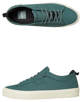 PINE MENS FOOTWEAR HUF SKATE SHOES - VC00054PINE