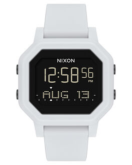 WHITE WOMENS ACCESSORIES NIXON WATCHES - A1210-100