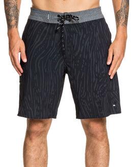 BLACK MENS CLOTHING QUIKSILVER SHORTS - EQMBS03069-KVJ6