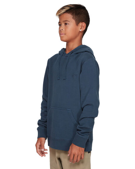 NAVY KIDS BOYS BILLABONG JUMPERS + JACKETS - BB-8507608-NVY