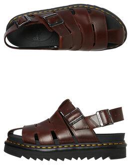 CHARRO WOMENS FOOTWEAR DR. MARTENS FASHION SANDALS - SS24522211CHARW