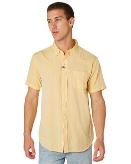 MUSTARD MENS CLOTHING IMPERIAL MOTION SHIRTS - 201803008069MUSTD