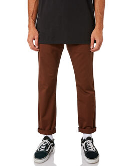 RUST BROWN MENS CLOTHING BILLABONG PANTS - 9581307RBRN