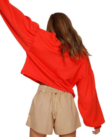 MANDARIN WOMENS CLOTHING BILLABONG JUMPERS - BB-6591733-M02