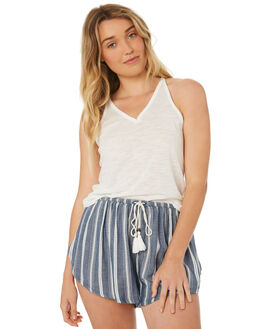 WHITE OUT OUTLET WOMENS O'NEILL SINGLETS - 4720902-WHTO