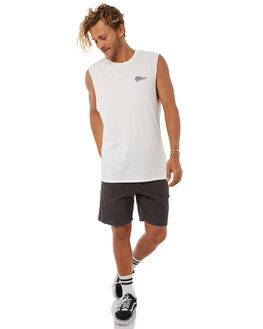 OFF WHITE MENS CLOTHING SWELL SINGLETS - S5183275OFFWH