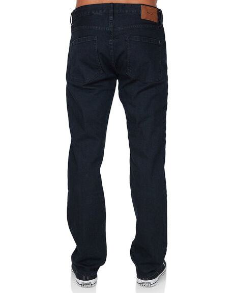 MIDNIGHT MENS CLOTHING RVCA JEANS - R153232MID