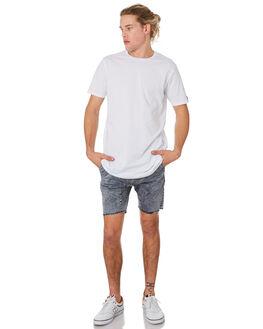 BLONDE ACID MENS CLOTHING ZANEROBE SHORTS - 607-RSPBLDAC