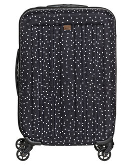 TRUE BLACK DOTS WOMENS ACCESSORIES ROXY BAGS + BACKPACKS - ERJBL03130KVJ8