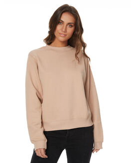 DUSK WOMENS CLOTHING ASSEMBLY JUMPERS - AW-W21709DUSK