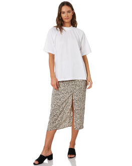 WHITE OUTLET WOMENS THE FIFTH LABEL TEES - 40191119WHT
